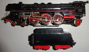 Märklin H0 Dampflokomotive BR 01 097 mit Tender