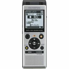 Olympus WS-852 Digital Voice Recorder - Black/ Silver