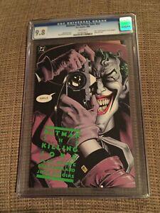 Batman The Killing Joke graded CGC 9.8 NM/MT Alan Moore Joker First Print