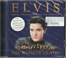 ELVIS with the Royal Philharmonic Orchestra - The wonder of you (NEU/OVP)