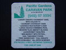 PACIFIC GARDENS CARAVAN PARK 278 PACIFIC HWY RAYMOND TERRACE 049 872224 COASTER
