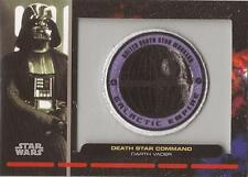 """Star Wars Galactic Files - PR-24 """"Darth Vader"""" Embroidered Patch Relic Card"""