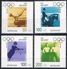 1861 - 1864 ** BRD 1996,  Sporthilfe. Olympiasieger