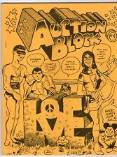 AUCTION BLOCK   4    1971    ARTICLE & STUFF FOR SALE