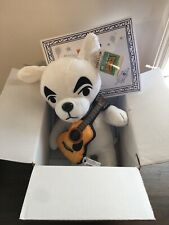 Build-A-Bear x Animal Crossing NH K.K. Slider with Guitar + Opening Theme Bundle