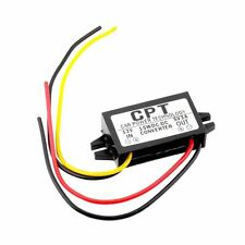 1pcs DC/DC Convertitore Regolatore 12v a 5v 3a 15w AUTO DISPLAY LED Power BH (2)