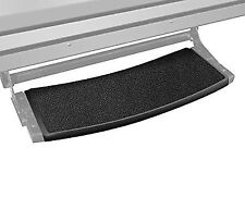 New listing Prest-O-Fit 2-0374 Outrigger Radius Rv Step Rug Black Onyx 22 In. Wide