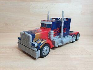 Transformers Leader Class Optimus Prime Figure Hasbro 2007