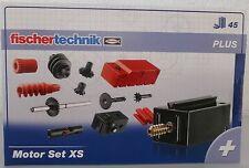 **NEU** fischertechnik 505281 PLUS  Motor Set XS **OVP**