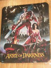 Army Of Darkness Mousepad Horror Block Evil Ash Evil Dead Chainsaw Nerd Block