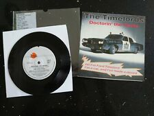 The KLF, The Timelords, Doctorin' The Tardis, 1988, 7'', VG+/NM, Possum records