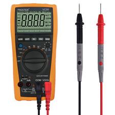 Proster Auto-Ranging Digital Multimeter 6000 Counts and 2000uF Digital Meter Amp