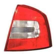 Skoda Octavia Rear Light Unit Driver's Side Rear Lamp Unit 2009-2013