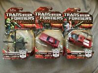 Transformers Generations GDO Cliffjumper Springer And Swerve Deluxe Class