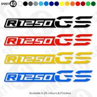 R1250 GS GSA Pico Pegatina Vinilo Calcomanía-BMW R1250 GS Adventure 280mm 2101-0320