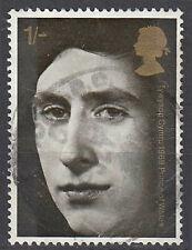 Großbritannien England gestempelt Tywysog Cymru Prince of Wales Vollstempel /186