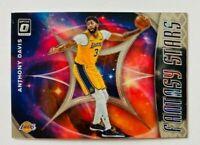 2019-20 Donruss Optic Anthony Davis Card #8, Fantasy Stars, Lakers Star!