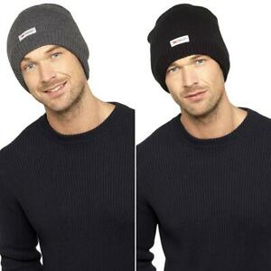 Thinsulate Lined Windproof & Waterproof Thermal Knitted Beanie Hat