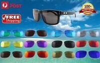 New Oakley Holbrook 9102 Polarized Premium Replacement Lenses UV Sunglasses