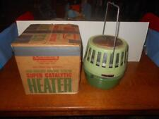 Vintage Coleman Catalytic Heater 3000-5000 BTU 513A HUNTING ICE FISHING 5-73