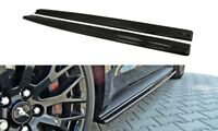 SIDE SKIRTS ADD-ON DIFFUSERS FORD MUSTANG MK6 GT (2014-UP)