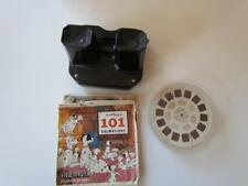 Vintage Sawyer's View-Master Black with Casper 101 Dalmations Mary Poppins