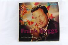 Songs From The Heart Frank Boggs Vintage Vinyl Record LP
