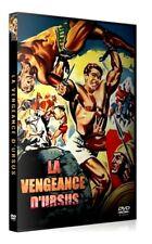 LA VENGEANCE D'URSUS - VF Version Française RARE DVD