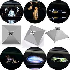 3D Holographic Hologram Display Pyramid Projector for Smart Phone/Tablet/ipad HQ
