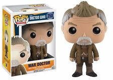 Funko Pop! TV Doctor Who - War Doctor Vinyl Action Figure