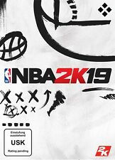 NBA 2K19 Steam Key - NBA 2019 Key Digital Code PC Standard Spiel NBA 2019 DE/EU