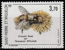 Saint Pierre et Miquelon postfris 1994 MNH 672 - Insekten / Insects