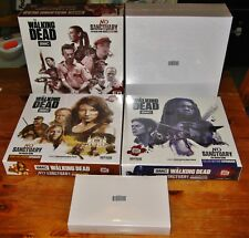 THE WALKING DEAD NO SANCTUARY Kickstarter w/2EXP+EXCLUSIVES+ADD-ON NEW/INTL SHIP