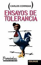 Ensayos de Tolerancia by Carlos Correas (1999, Paperback)