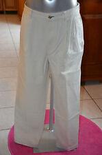 TOMMY HILFIGER - joli pantalon en toile beige - Taille W33 (42) EXCELLENT ÉTAT