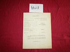 N°4409  / SIMCA 5  ...fiche technique Castrol  1938 ?