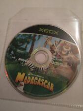 Dreamworks Madagascar Original PAL Xbox Game Disc Only