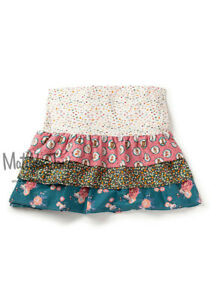 FULL Matilda Jane Choose your own path Rosy Blossoms Bed Skirt NEW