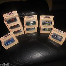 9 CAR LOT MATCHBOX COLLECTORS CHOICE 1 of 10,000 NASCAR POLICE CORVETTE CAMARO +