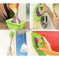 Point Paint Roller et le bac Set peinture des ménages outil Pinceau décoratif AQ