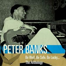 Peter Banks - Be Well, Be Safe, Be Lucky - The Anthology (NEW 2CD)