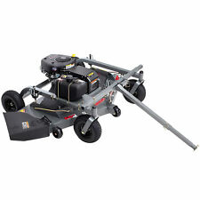 "Swisher (60"") 14.5HP Finish Cut Tow Behind Trail Mower w/ Electric Start"