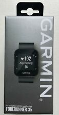 Garmin Forerunner 35 Heart Rate Monitor GPS Watch with Free Extra Strap Screen