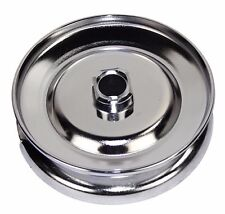 Air-Cooled VW EMPI 6/12 Volt Alt/Gen Pulley, Chrome