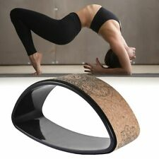 Dual Grip Yoga Circle Pilates Ring Exercise Gym Fitness Body Trainer Magic Tool