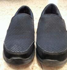 Skechers 76580 Women's Cozard slip resistant shoes black US 9 EUR 39 EUC