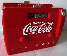 Coca-Cola Cooler Radio OTR-1949 (circa 1988)