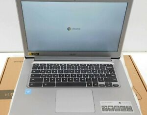 "Acer 14"" FHD Intel Celeron N3160 Chromebook 14 - CB3-431-C2GR"