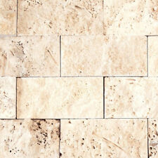 Travertin Mosaik beige Küche WC Wand Bad Fliesenspiegel Art:WB43-1206|1 Matte