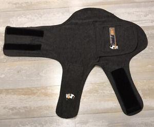 NEW THUNDERWORKS ThunderShirt Dogs Sz XS Gray Fireworks Storms Wrap Shirt Jacket